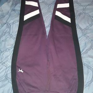 Vs pink jogger sweatpants, Medium.